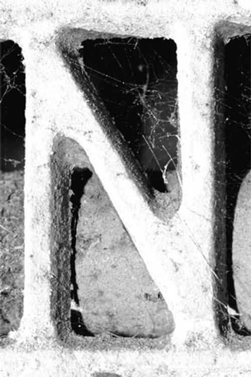alphabet art letter n